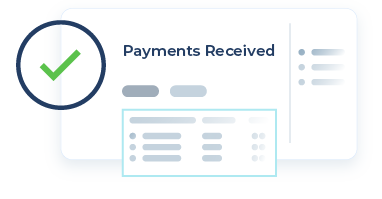 Manage Your Payments - Accounting Features -  Payments