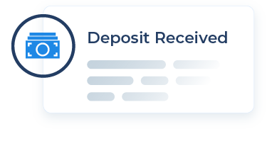 Create Leases in Advance - Solutions -  Receive Deposits and Payments ahead of time